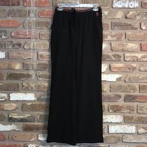 HeartSoul Pants - HEARTSOUL Scrubs Elastic Waist Pants Black
